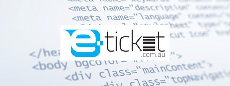 E-Ticket Development